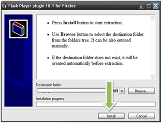 how to download flash player without administrator privileges